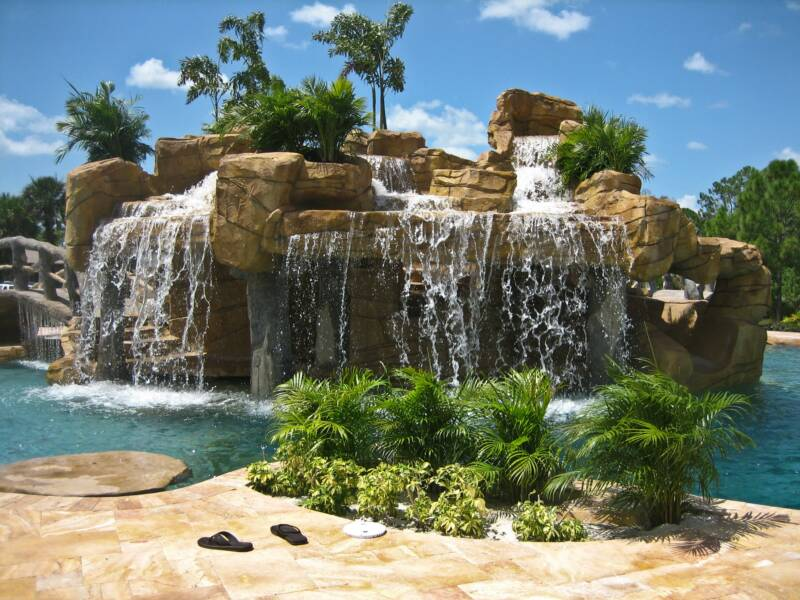 About Rock Star Waterfall Custom Designers And Builders Of Rock Waterfalls