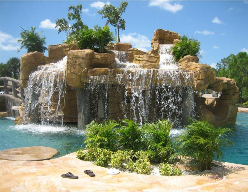 R O C K S T A R Waterfall Custom Designers Amp Builders Of